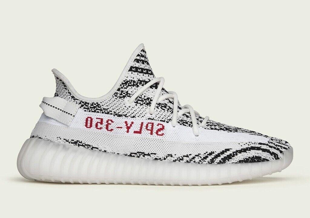 ea06546b298df adidas Yeezy Boost 350 V2 Zebra