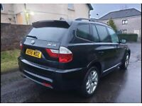 BMW, X3, Estate, 2006, Manual, 1995 (cc), 5 doors
