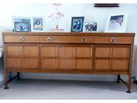 Nathan Danish Style Very High Quality Teak Wood Sideboard