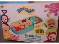 Teletubbies ready bed