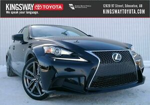 2015 Lexus IS 250 4dr Sport Sdn Auto AWD
