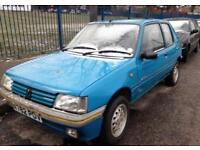 Peugeot 205 diesel n reg