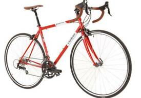 2013 Genesis Equilibrium 20 58cm in great condition. Road touring bike steel fra