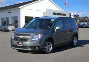 2012 Chevrolet Orlando LT! HEATED SEATS! ONLY $61/WK TAX INC. $0