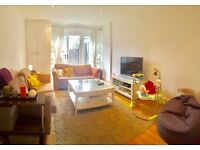 Spacious four bedroom family house in South Ealing, London W5 for rent from mid-late June £2,350pcm