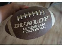 DUNLOP AMERICAN FOOTBALL