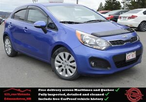 2012 Kia Rio EX, Bluetooth, Heated Seats, One Owner !!