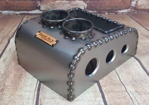 Bomber Hot Rod Rat Rod Seats Center Console - Truck Console