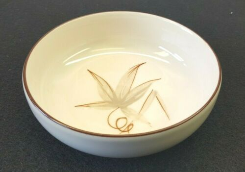 """Winfield China Passion Flower 4.75"""" Fruit Berry Bowl MCM Mid-Century (8 avail.)"""