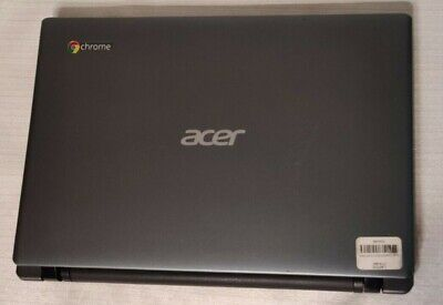 Acer C710-2847 11.6in Chromebook 1.1GHz 2GB 320GB WiFi - Free Shipping!