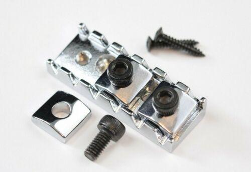 42mm Chrome Locking Nut Kit Floyd Rose Licensed