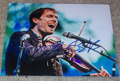 ANDREW BIRD SIGNED AUTOGRAPH BOWL OF FIRE 8x10 PHOTO C w/PROOF