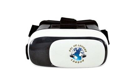 3D VIRTUAL REALITY BOX V2.0 GLASSES HEADSET + BT REMOTE