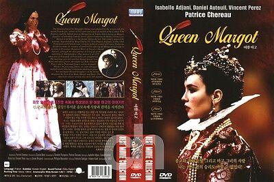 Queen Margot (1994) - Isabelle Adjani, Daniel Auteuil  DVD NEW