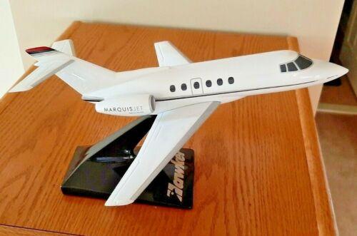 Hawker MARQUIS JET Aviation Desktop Model Airplane Aircraft (Pac Min); NETJETS