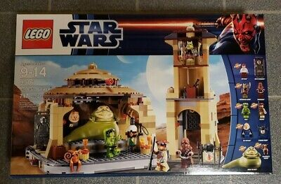 LEGO Star Wars Jabba's Palace (9516) NIB Factory Sealed