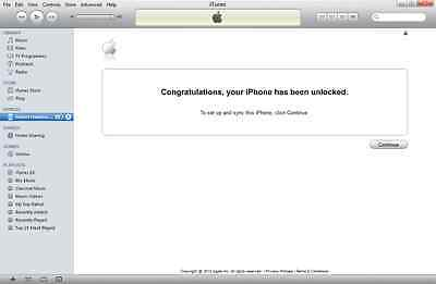 how to find out iphone is unlocked