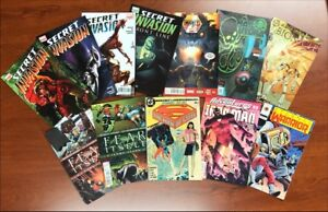 Collection of 12 Comics $19.00 OBO