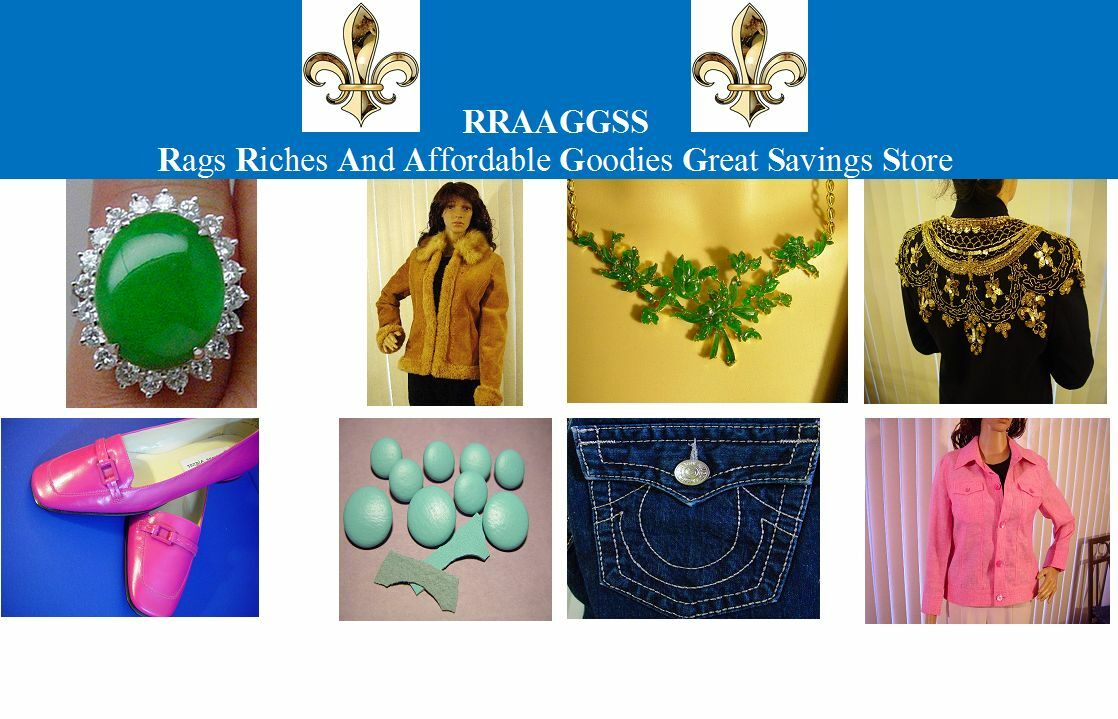 rags riches and affordable goodies