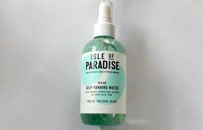Isle of Paradise Self-Tanning Water - Medium - 200ml