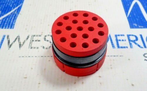AMPHENOL ZP-3420-276A  19  PIN  CIRCULAR CONNECTOR LOT OF 3