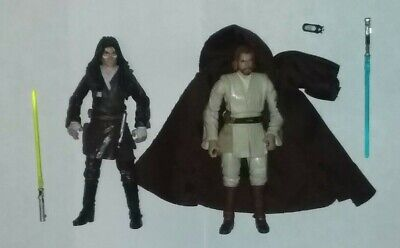 """Star Wars 3.75"""" Obi-Wan Kenobi Quinlan Vos The Vintage Collection TVC"""