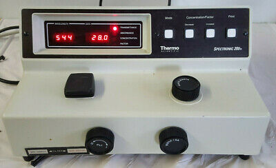 Spectrophotometers - Spectronic 20d Unico 1100rs Bausch Lomb 20 Fisher