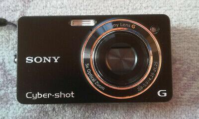 Sony Cyber-shot DSC-WX1 10,2 MP Digitalkamera - Schwarz online kaufen