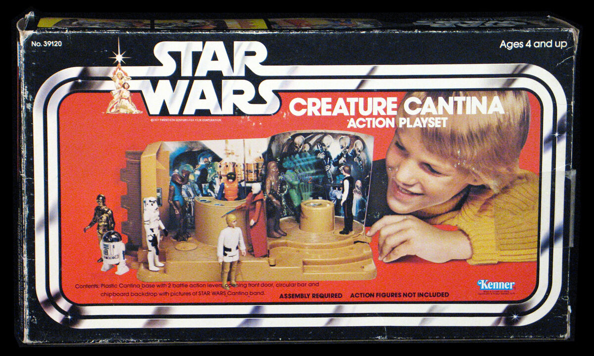 Collectibles Cantina and sundry