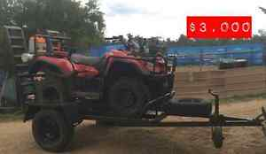 Quad Bike Trailer Purga Ipswich City Preview