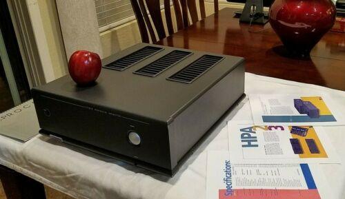 Proceed HPA3 Amplifier, 250 Watt/Channel, Triple-Monaural Power Amplifier, 3-Ch