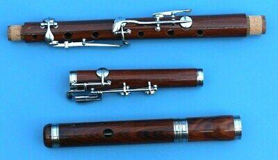 Beautifully work of Rose Wooden Irish 4 Piece Flute