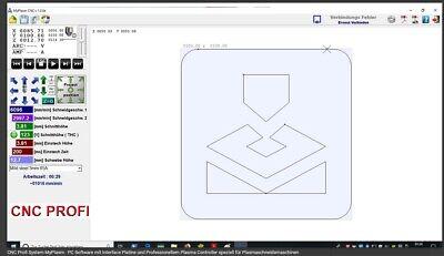 Cnc Profi - Myplasm - Pc Software Plasma Controller Speziell Zum Plasmaschneiden