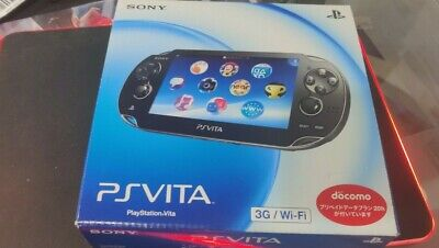 PS Vita Playstation Vita 3g handheld console henkaku boxset 3.65fw enso