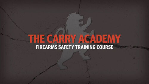 Concealed Carry Permit - Online Firearms Safety Training Course (50% Off)