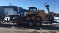 #1 in Lethbridge Commercial and residential snow removal