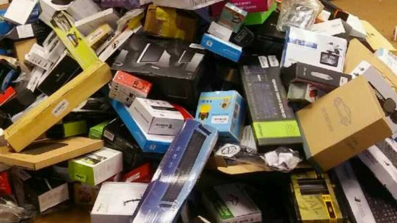 Amazon Wholesale Lot MSRP $75 VALUE Electronics, Toys, General Merchandise