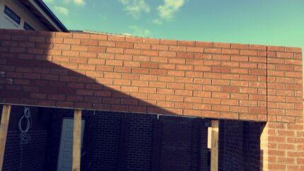 Bricklaying around warragul- Clyde