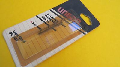"""UNGAR PL-333 IRON CLAD 1//8/"""" Thread-In Tiplets Pencil Plated TIP fits 535 1235S"""