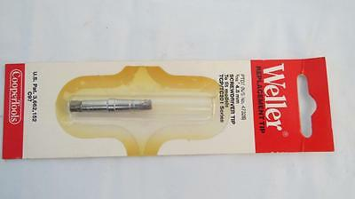 Weller Ptd7 Solder Soldering Tip For Models Pt-series Tcp201 New Oem Made Usa