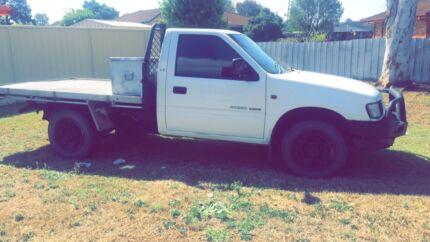 99 Holden Rodeo Ute