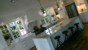Flat pack / custom built / designs / kitchen install / cabinetry