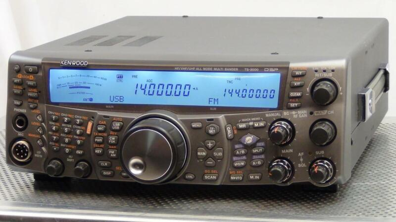 Kenwood TS-2000 Transceiver - TS2000 - XLNT Condition with 30 Day Guarantee !!