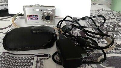 Samsung L830 Appareil photo compact numérique 8 Mpix zoom optique 3x Ecran LCD