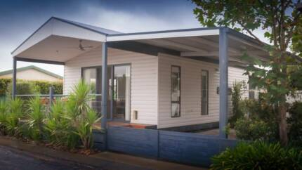Relocatable Transportable Unit Holiday Cabin House Mulwala