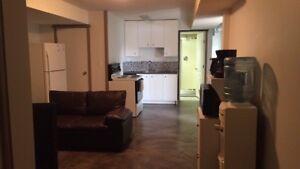 3 bedroom basement suite - Vermilion