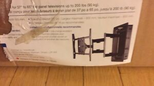 Brand new 37-65 inch tv full motion wall mount