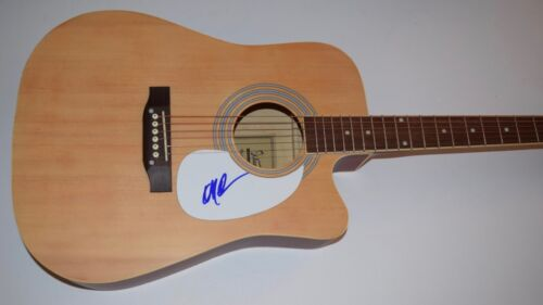 Willie Nelson Signed Autographed Full Size Acoustic Guitar COA