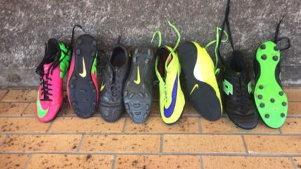Football Boots and indoor shoes
