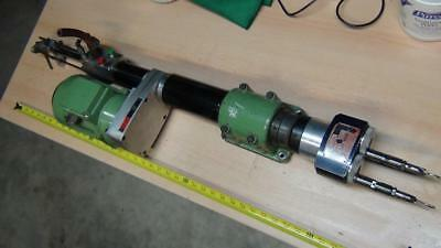 Desoutter Afdle2752 Electric Drill Pneumatic Feed - Excellent Condition
